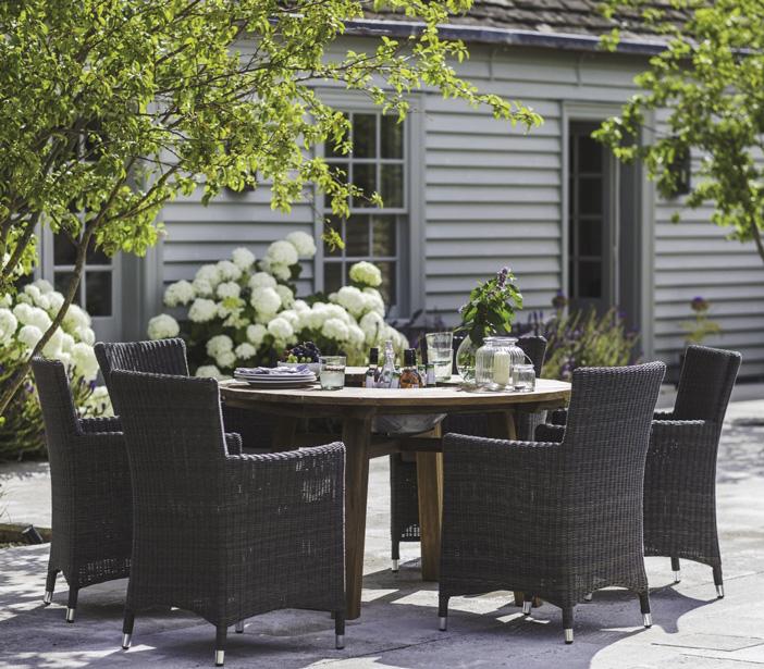 De Jardin Belle Une Une Table YWDH29IE
