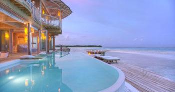 Le Soneva Jani aux Maldives