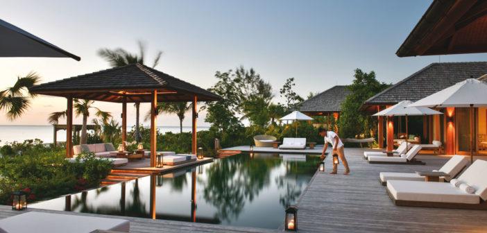 Hôtel Como Parrot Cay