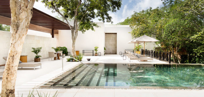 CHABLÉ RESORT & SPA – YUCATÁN MEXIQUE
